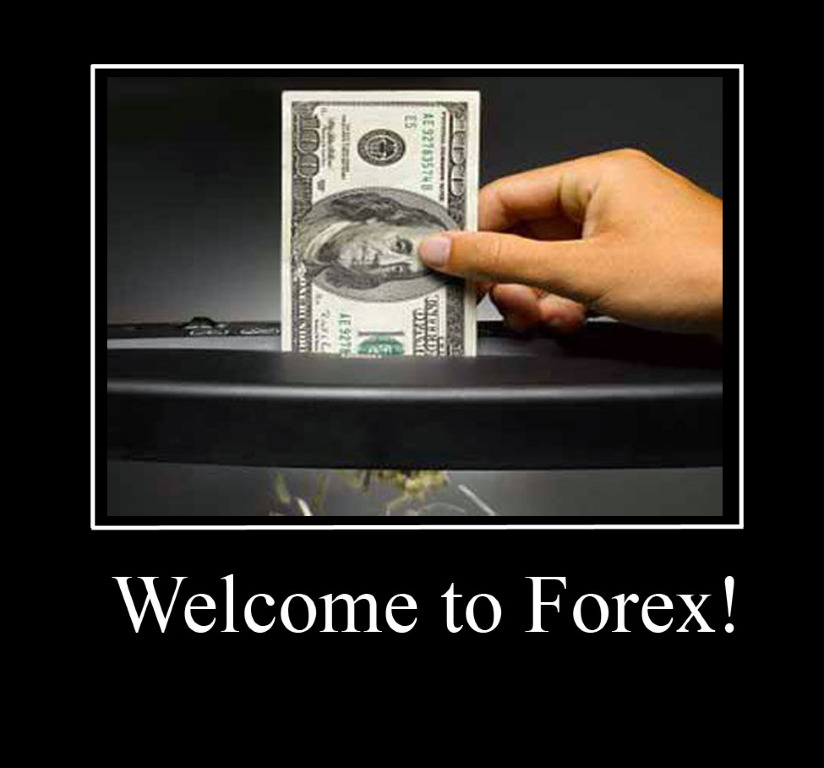 изображение: Welcome to Forex! #Прикол