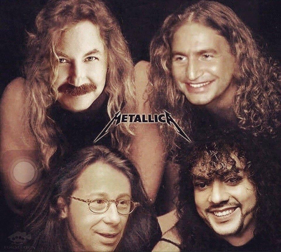 изображение: Metallica #Прикол
