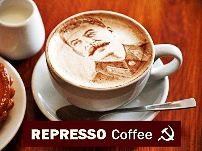 REPRESSO coffee | #прикол